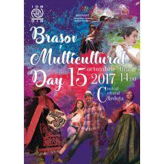 Festivalul Ziua Multiculturalității în Brașov, 15 octombrie (ediția a V-a)